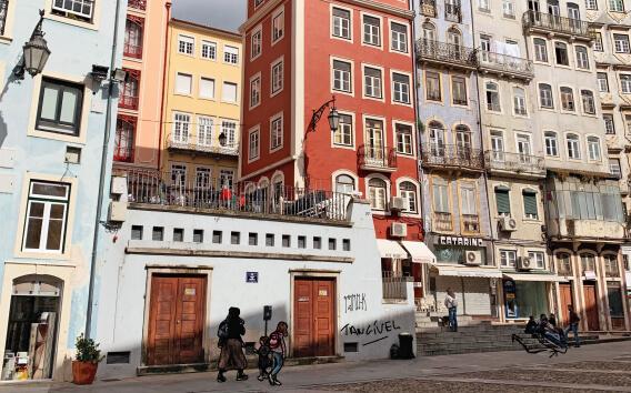 Tangível em Coimbra