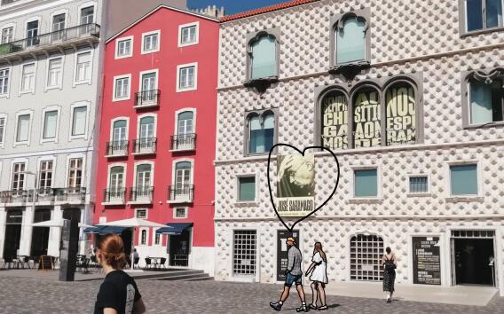 Tangível em Lisboa